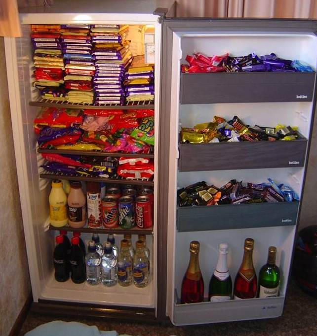 Chocolate in the fridge right or wrong appliances Can you put hot food in the refrigerator