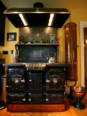 Steampunk Appliances For The Modern Home Appliances