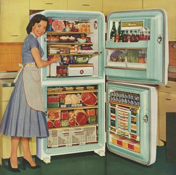What Can We Learn From Vintage Fridge Ads Appliances Online Blog