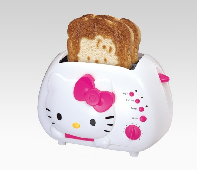 Ten terrific toasters in weird and wacky designs Appliances