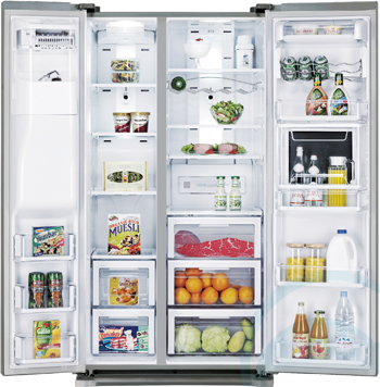 Samsung Side By Side 6 excellent reasons to buy the 684l samsung side by side fridge