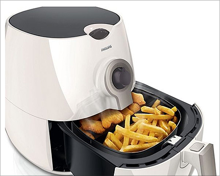 fry without machine