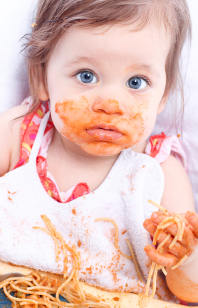 10 difficult foods to eat in public and our tips to for How to get spaghetti sauce out of a white shirt