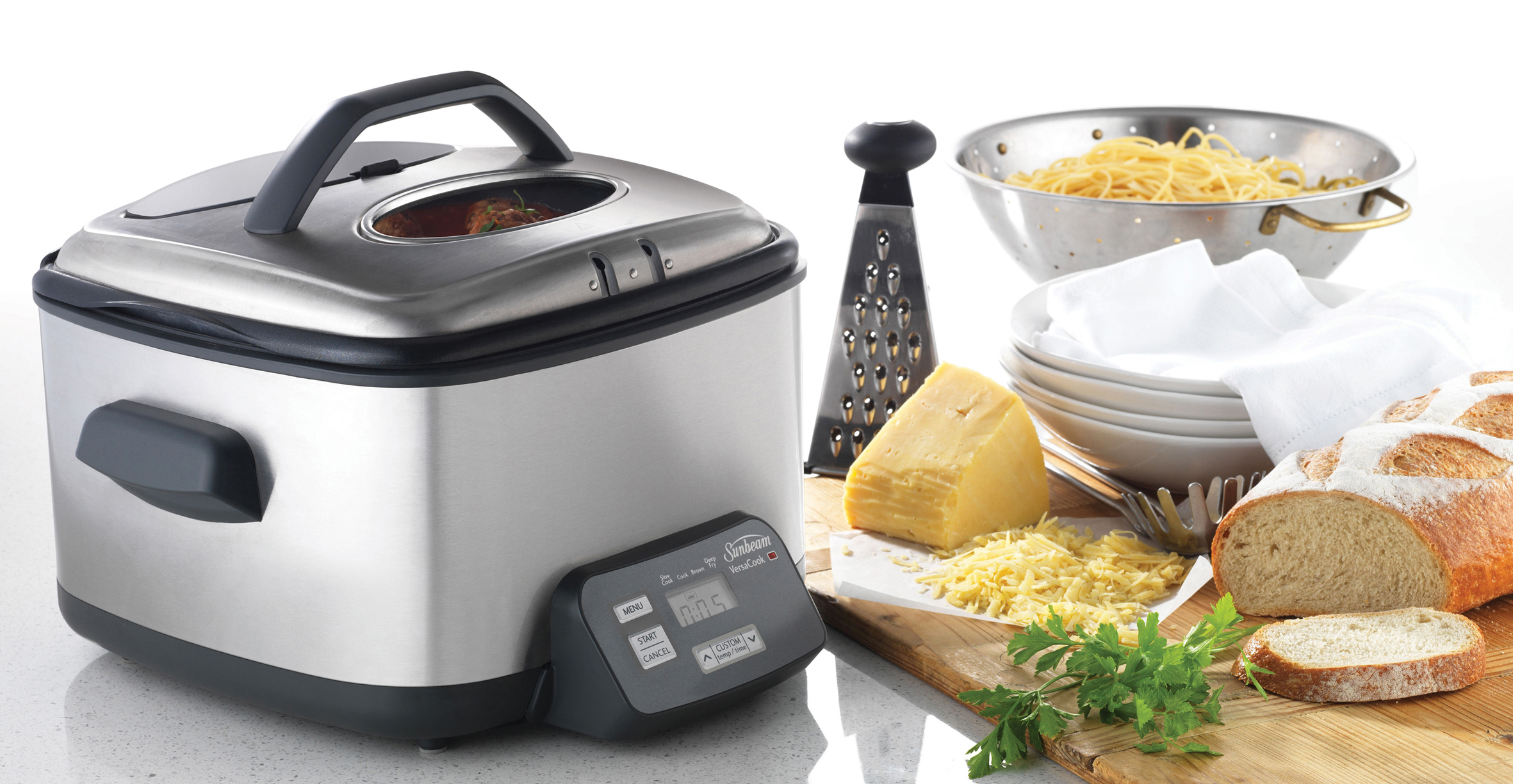 Sunbeam to launch 5-in-1 multi cooker « Appliances Online Blog