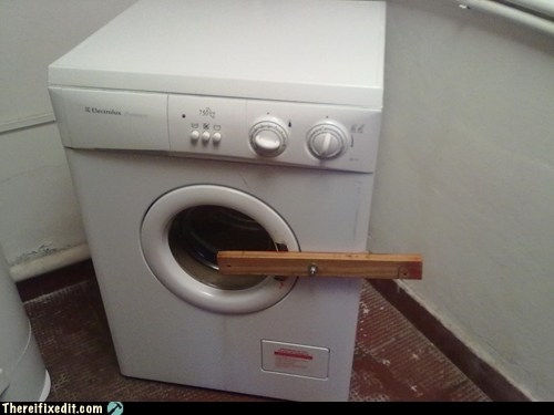 fix washing machine