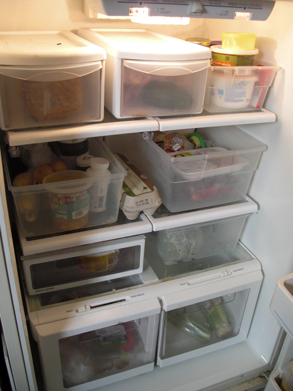 Storage Containers For Refrigerator Listitdallas