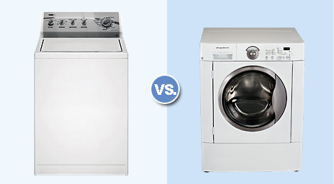 Choosing a Washing Machine: Top-Loading vs. Front-Loading