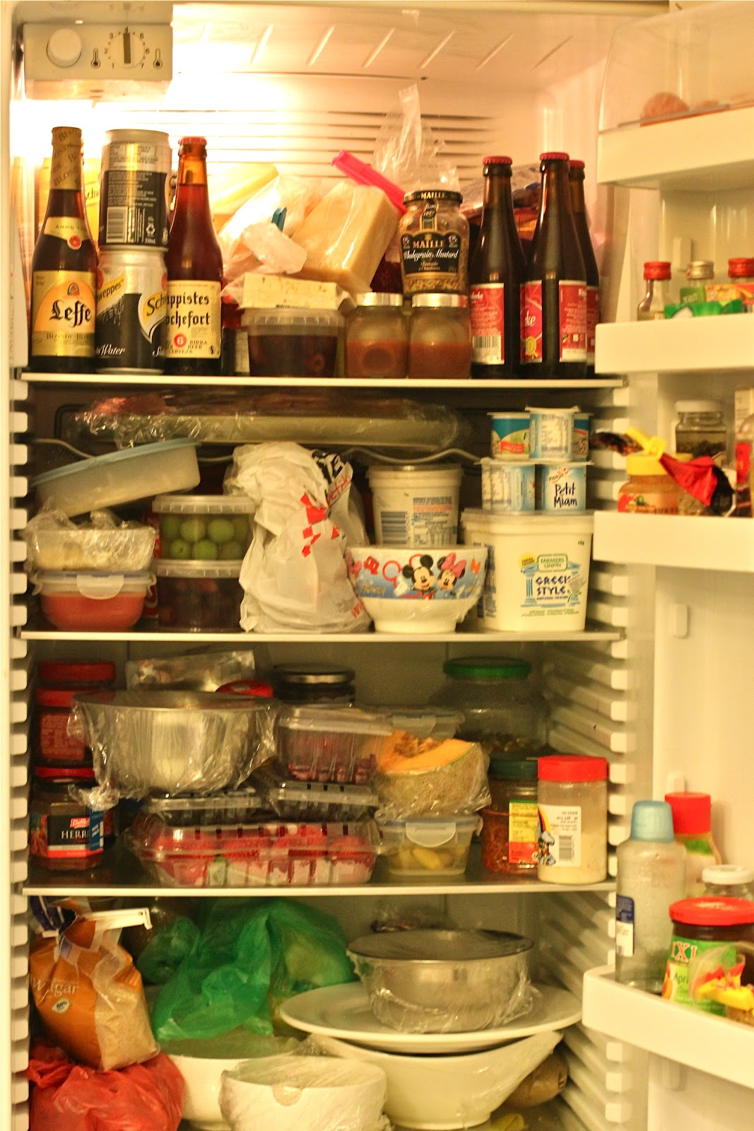 How To Organise The Fridge And Save Money pics