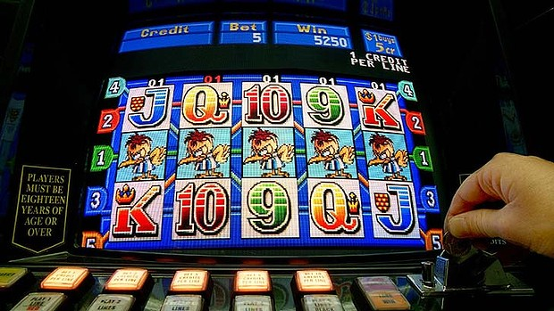 free poker machine online