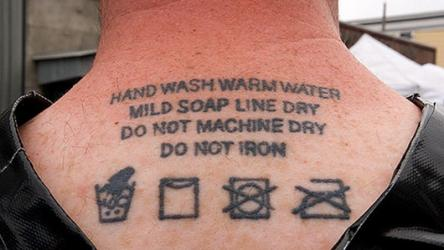 Domestic ink – more appliance tattoos « Appliances Online Blog
