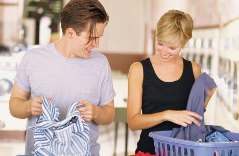 laundry team