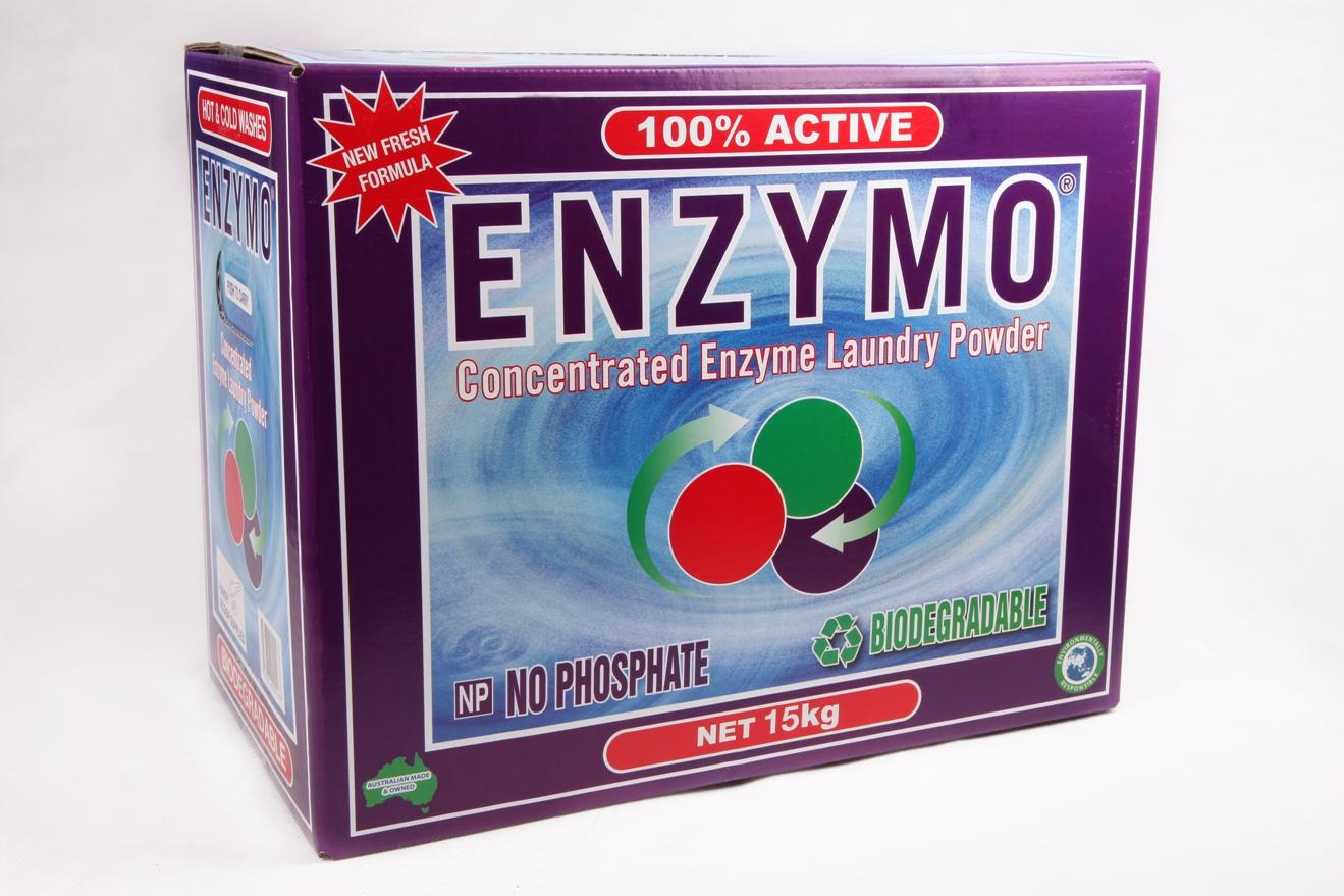 enzyme in washing poweders In many countries you can't even buy detergent without enzymes in  find any  evidence for skin irritation due to biological washing powders.