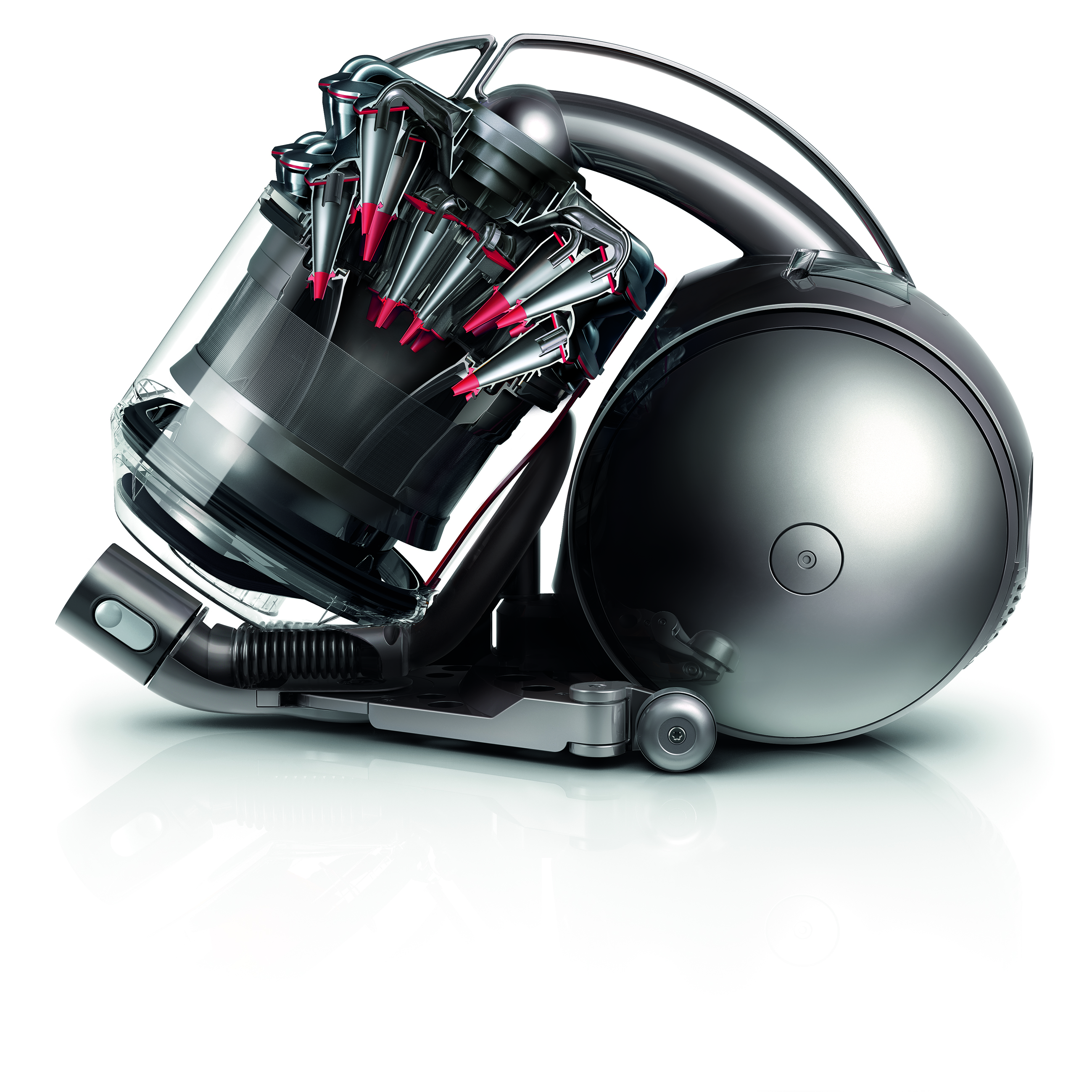 how dyson developed and tested the new machines presented. Black Bedroom Furniture Sets. Home Design Ideas