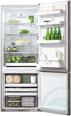 403L Fisher & Paykel Fridge E402BRXFD4