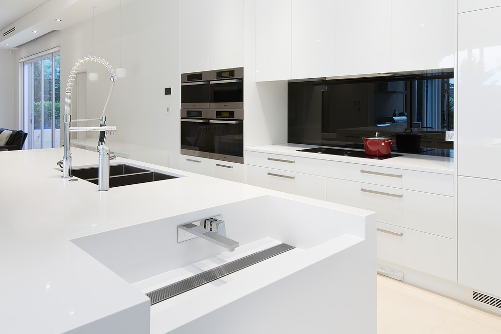 Why choose an integrated dishwasher appliances online blog for Cocinas minimalistas