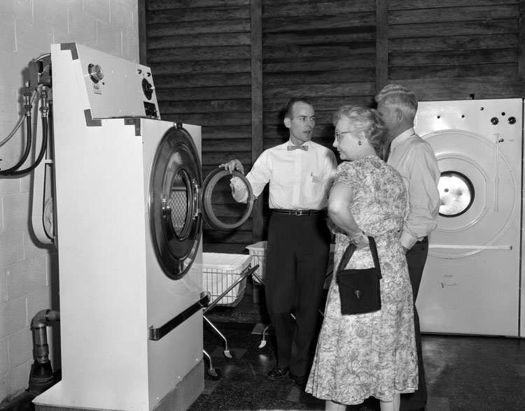 choosing a washing machine