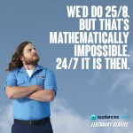 legend mathematically impossible