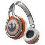 SMS Audio SMH452 Star Wars™ First Edition STREET by 50 Wired On-Ear Headphones - Rebel Alliance