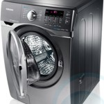 Samsung Washer Dryer Combo WD10F7S7SRP