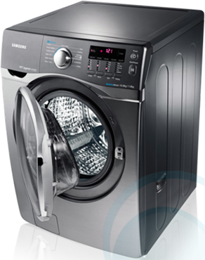 how to use only dryer in samsung washing machine