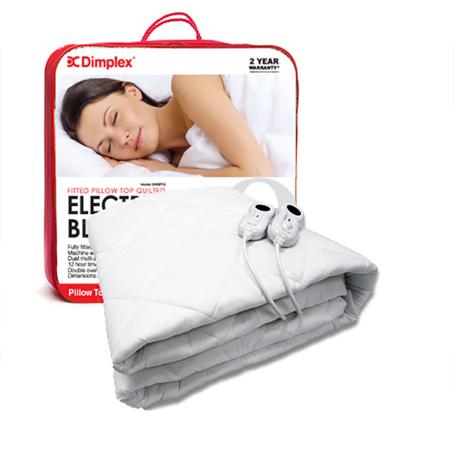 Electric Blanket Safety Tips And, Correct Way To Put Electric Blanket On Bed