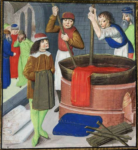Dyeing_British_Library_Royal_MS_15.E.iii,_f._269_1482