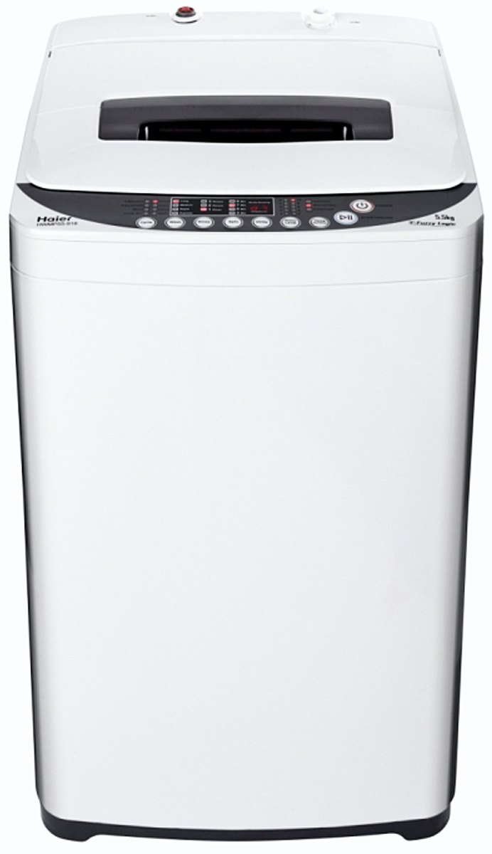 Haier HWMP55-918 5.5kg Top Load Washing Machine