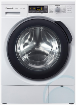 Panasonic NA-140VG4WAU 10kg Front Load Washing Machine
