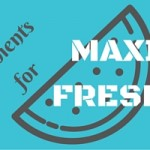 Where to store your ingredients for maximum freshness