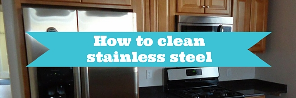 How To Clean Stainless Steel Appliances Online Blog