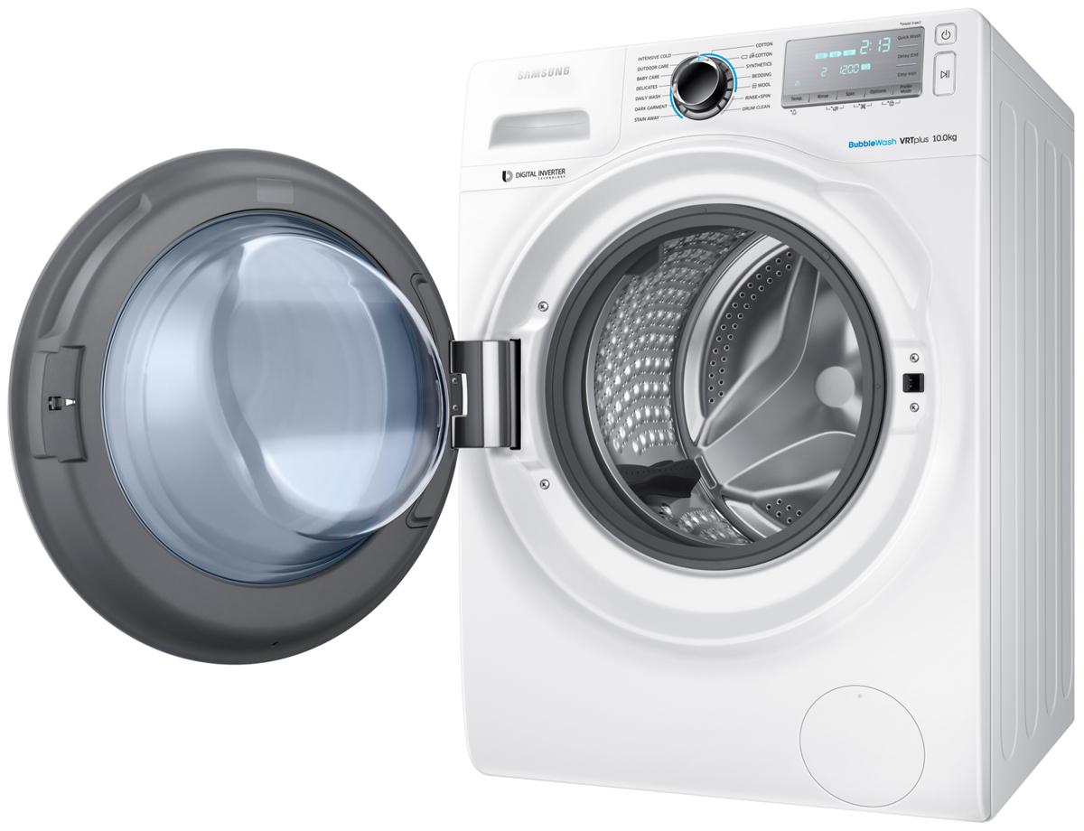 Samsung WW10H8430EW 10kg Front Load Washing Machine