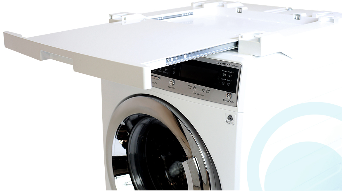 Stacking Kits How To Organise Your Washer And Dryer