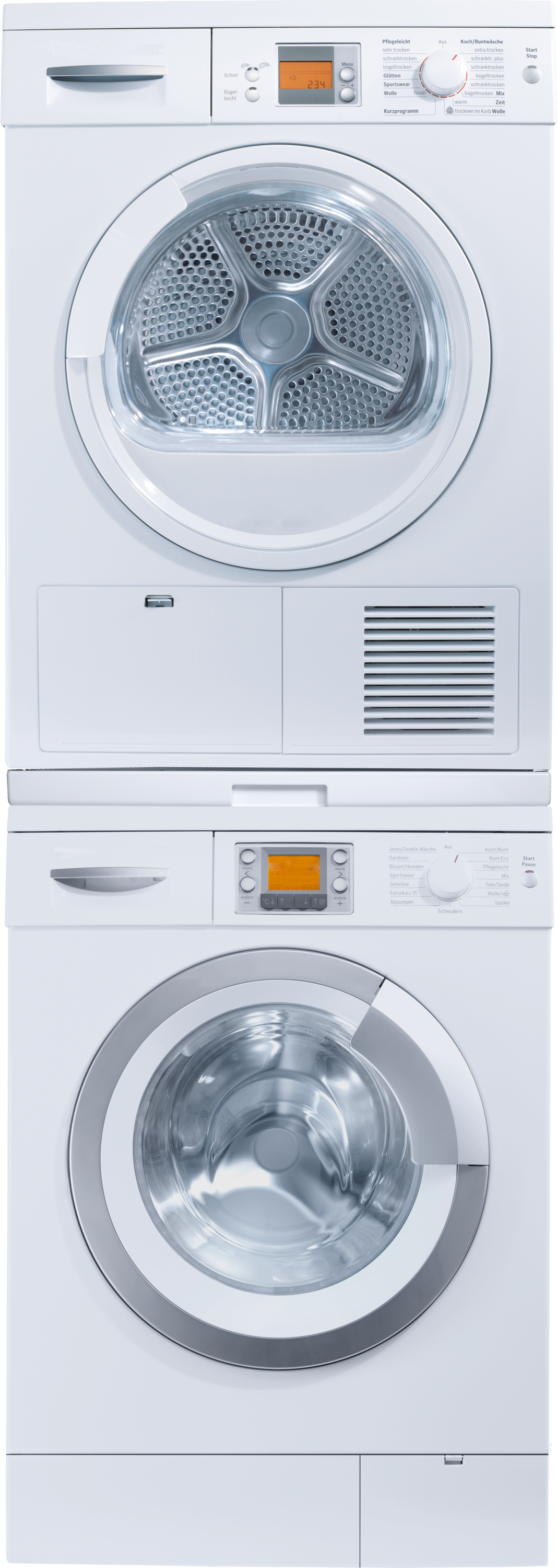 Bosch Washer And Dryer ~ Stacking kits how to organise your washer and dryer