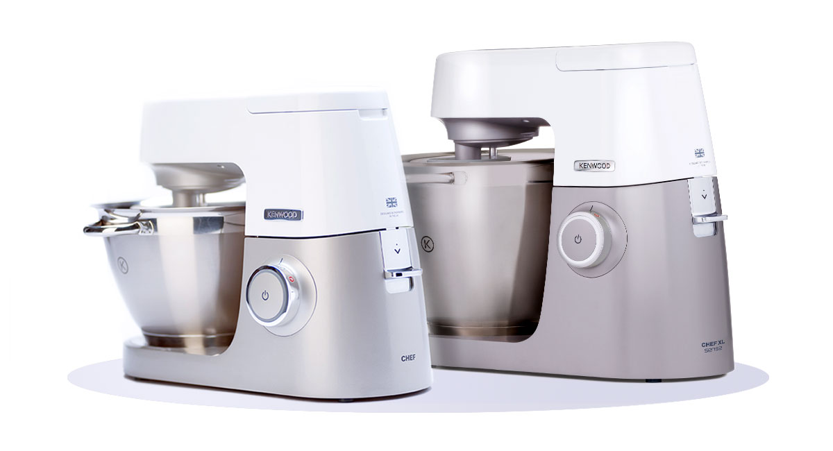 Five Ways To Enjoy Better Baking With The Kenwood Chef Sense Appliances Online Blog