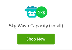 Get the right size washer – washing machine capacity