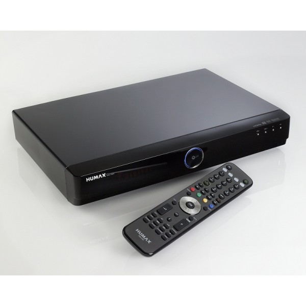 Humax HDR-7500T 500GB Digital PVR with Twin Tuner