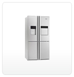 Beko 3 & 4 Door Fridges