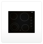 Beko Electric Cooktops