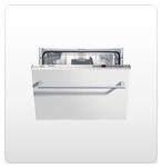 Gaggenau Semi & Fully Integrated Dishwashers