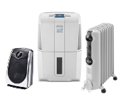 Delonghi Heaters and Air Conditioners