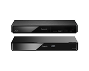 Panasonic Blu-ray DVD PVR