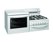 westinghouse gas oven how to turn on