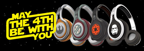 Save $52 off RRP star wars™ headphones sale at  AppliancesOnline