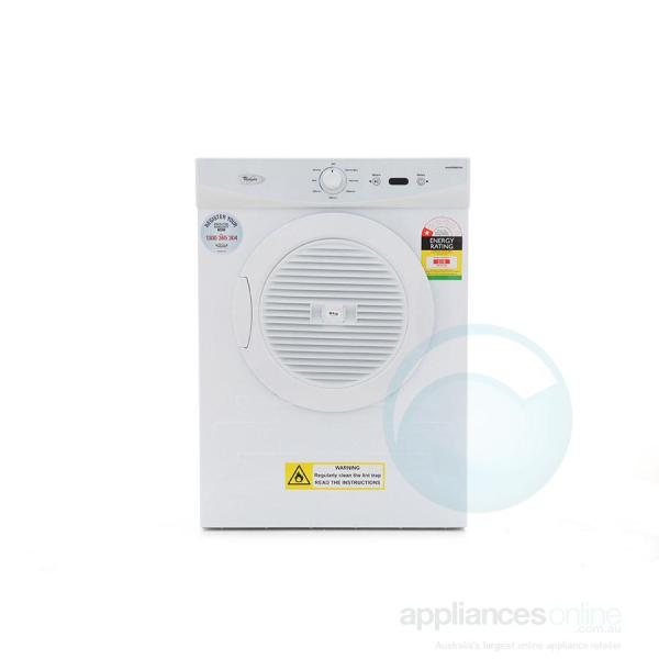 6kg whirlpool dryer awd60a appliances online rh appliancesonline com au whirlpool tumble dryer awd60a manual