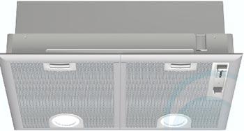 Bosch Under Cupboard Rangehood DHL555BAU