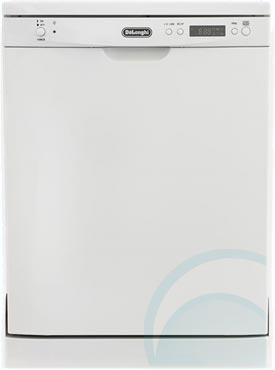 delonghi dishwasher dw67w appliances online rh appliancesonline com au Appliances Dishwashers Appliances Dishwashers
