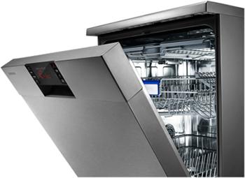 Samsung Dishwasher DWFG725L Door Open Side