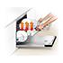 Samsung Dishwasher DWFG725L Adjustable Basket