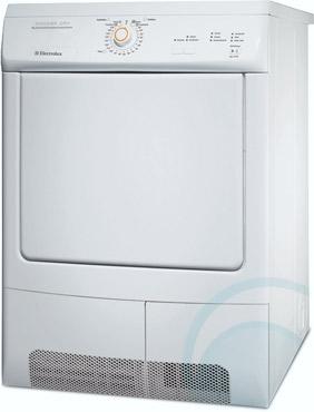 7kg Condenser Electrolux Dryer EDC47130W a0a425432b