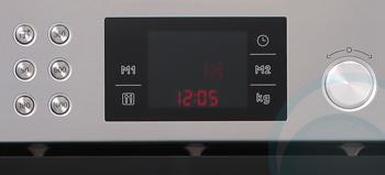 Bosch Microwave HMT35M653A Control Panel